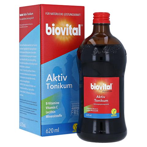 BIOVITAL Aktiv ohne Alkohol flüssig 620 Milliliter