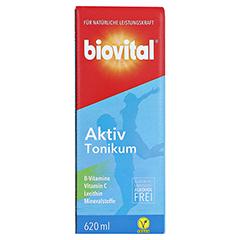 BIOVITAL Aktiv ohne Alkohol flüssig 620 Milliliter - Vorderseite