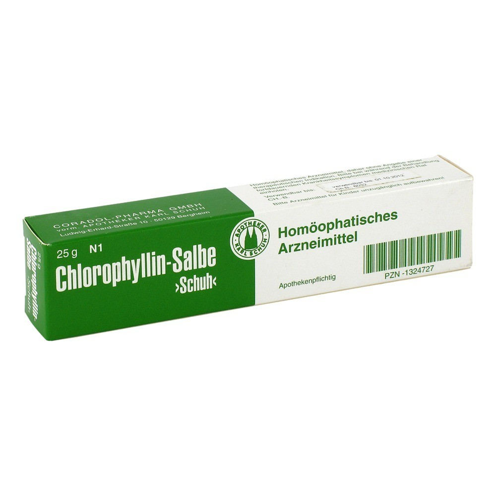 pictures Chlorophyllin