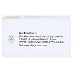 Vitamin B duo 100mg/100mg 100 Stück N3 - Oberseite