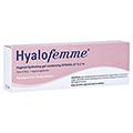 HYALOFEMME Vaginal Gel 30 Gramm