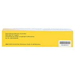 Panthenol Wund- und Heilcreme JENAPHARM 50mg/g 100 Gramm N3 - Unterseite