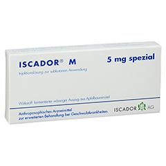 ISCADOR M 5 mg spezial Injektionslösung 7x1 Milliliter N1