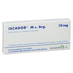 ISCADOR M c.Arg 10 mg Injektionslösung 7x1 Milliliter N1