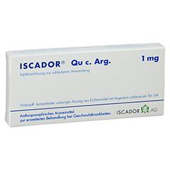 ISCADOR Qu c.Arg 1 mg Injektionslösung 7x1 Milliliter N1