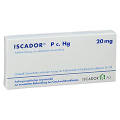ISCADOR P c.Hg 20 mg Injektionslösung 7x1 Milliliter N1