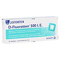 D-Fluoretten 500I.E. 30 Stück N2