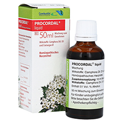 PROCORDAL Liquid 50 Milliliter N1