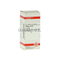 SILICEA D 10 Tabletten 80 Stück N1