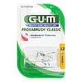 Gum Proxabrush Ersatzbürsten Tanne 8 Stück
