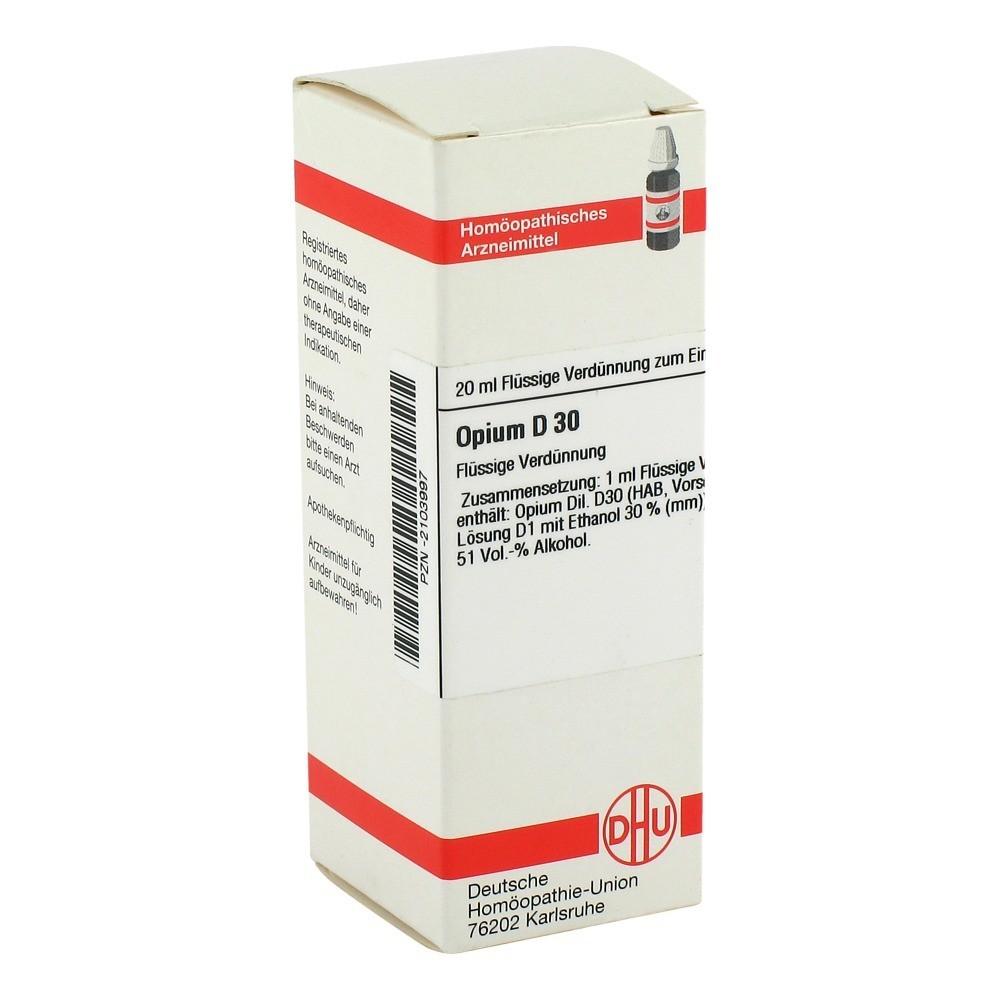 opium-d-30-dilution-20-milliliter