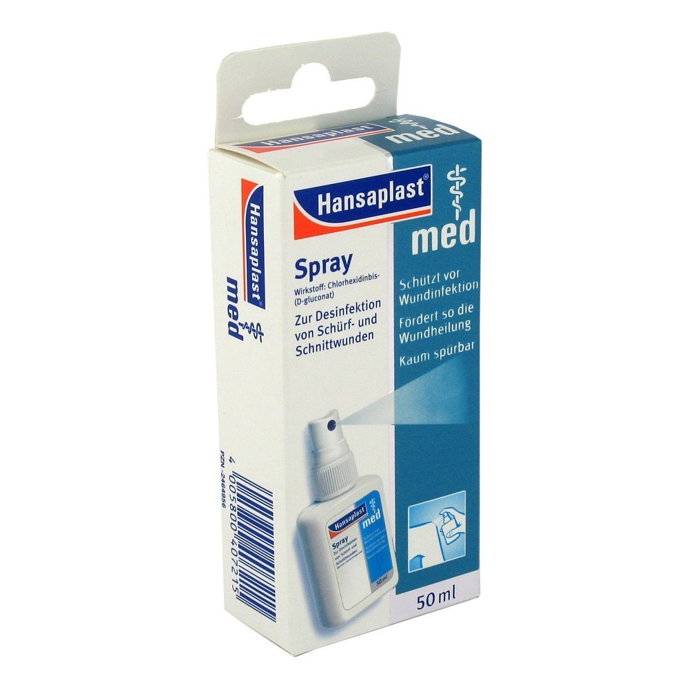 wund desinfektionsspray