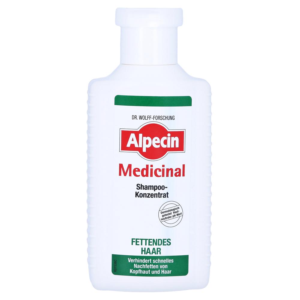 Erfahrungen Zu Alpecin Medshampoo Konzentrat Fettendes Haar 200