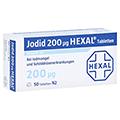 Jodid 200µg HEXAL 50 Stück N2