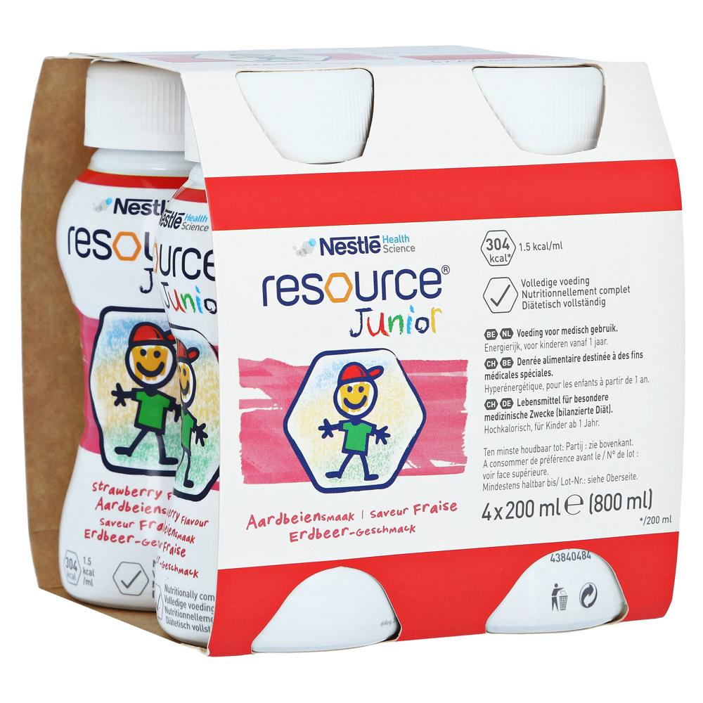 resource-junior-erdbeer-geschmack-flussig-4x200-milliliter