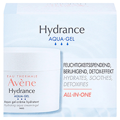 Avène Hydrance Aqua-Gel 50 Milliliter - Vorderseite