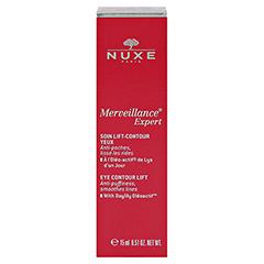 NUXE Merveillance Expert Augenkonturenpflege Creme 15 Milliliter - Rückseite