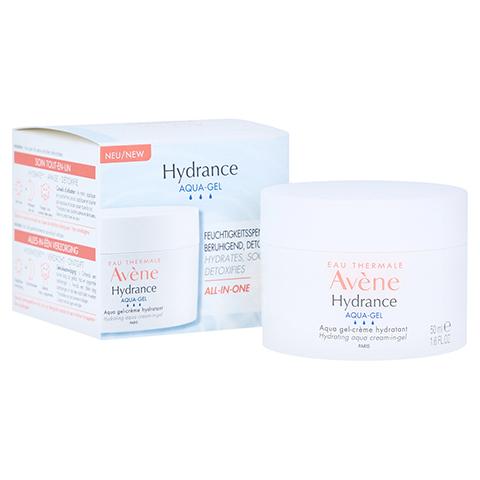 Avène Hydrance Aqua-Gel 50 Milliliter
