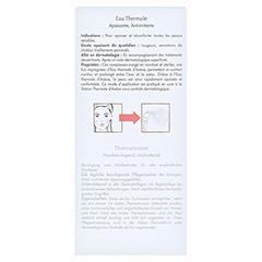 Avène Set Thermalwasser Spray 150 ml + 5 Tuchmasken 1 Packung - Rückseite