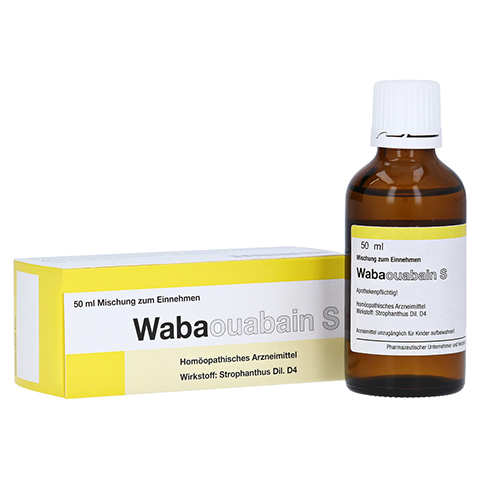 WABAOUABAIN S Mischung 50 Milliliter