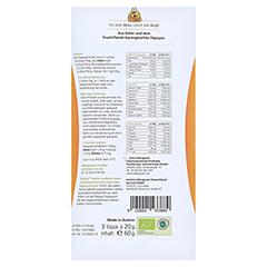 CARICOL Gastro Beutel 3x21 Milliliter - Rückseite
