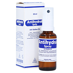 ANTIHYDRAL Spray 30 Milliliter