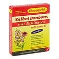 BLOOMFIELD Salbei Bonbons m.Echinacea zuckerfrei 40 Gramm