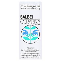 SALBEI Curarina 50 Milliliter N2 - Vorderseite