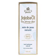 Jojoba Öl 100% Wilco Classic 100 Milliliter - Linke Seite
