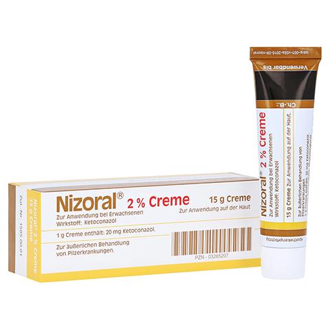 Nizoral 2% 15 Gramm