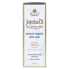 Jojoba Öl 100% Wilco Classic 100 Milliliter - Rechte Seite