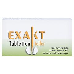 EXAKT Tablettenteiler 1 Stück - Vorderseite