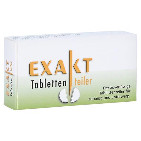 EXAKT Tablettenteiler 1 Stück
