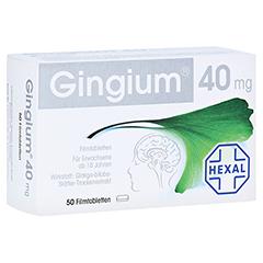 Gingium 40mg 50 Stück