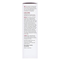 Aloe Vera Creme medium ohne Duft 30 Milliliter - Linke Seite