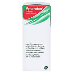 VENORUTON intens Filmtabletten 100 Stück N3 - Rechte Seite