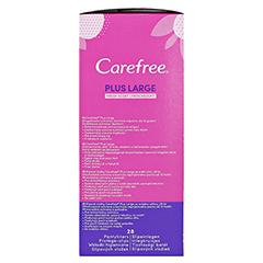 CAREFREE large maxi fresh Slipeinlagen 28 Stück - Rechte Seite