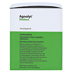 Agnolyt MADAUS 100 Stück N3 - Rechte Seite