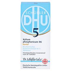 BIOCHEMIE DHU 5 Kalium phosphoricum D 6 Tab.Karto 200 Stück N2 - Vorderseite
