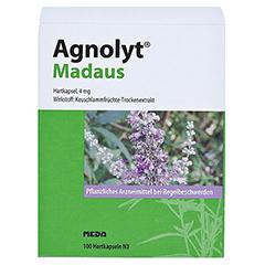 Agnolyt MADAUS 100 Stück N3 - Vorderseite