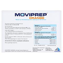 MOVIPREP Orange 1 Stück N1 - Rückseite