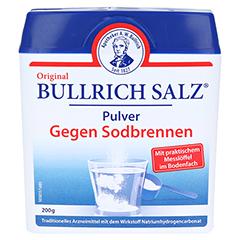 Bullrich-Salz 200 Gramm - Vorderseite