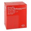 DRACOFIX PEEL Kompressen 7,5x7,5 cm steril 8fach 25x2 Stück