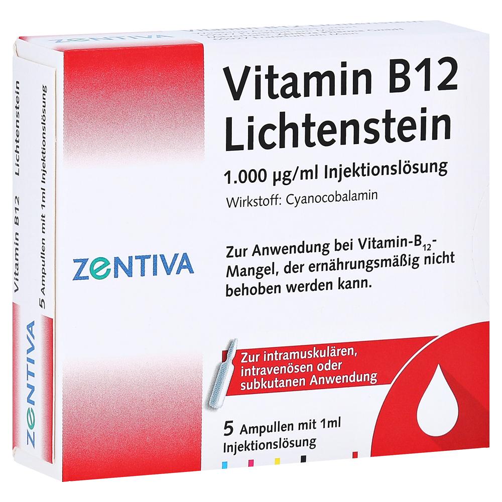 vitamin b12 g lichtenstein ampullen 5x1 milliliter. Black Bedroom Furniture Sets. Home Design Ideas