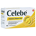 CETEBE Vitamin C Retardkapseln 500 mg 30 Stück
