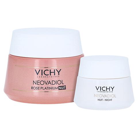 Vichy Neovadiol Rose Platinium Nachtpflege + gratis VICHY Neovadiol Rose 15 ml 50 Milliliter