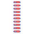 GOTHAPLAST Strips elastisch 2x6 cm 1x10 Stück