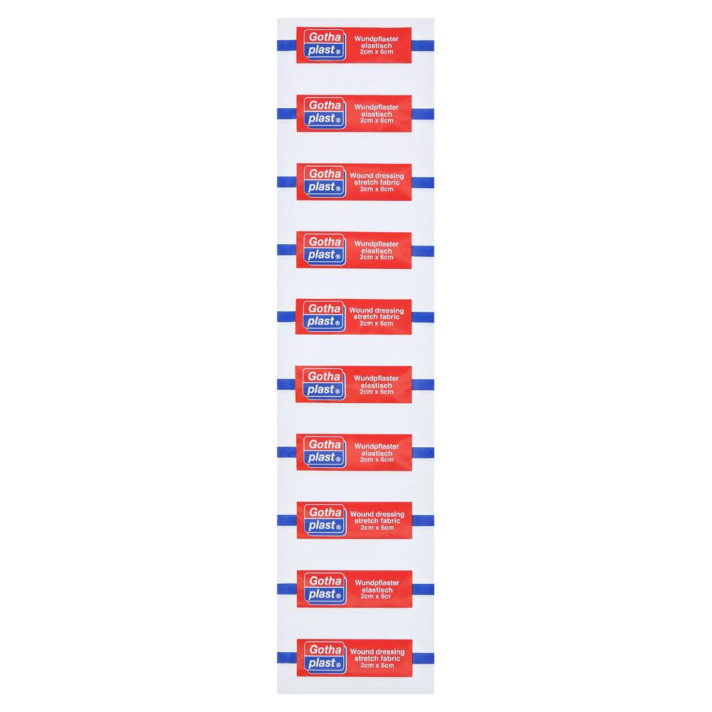 gothaplast-strips-elast-2x6-cm-1x10-stuck