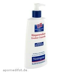 NEUTROGENA Koerperemulsion norweg.Formel Pumpsp. 300 Milliliter
