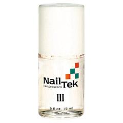 NAIL TEK III f.harte spröde Nägel 15 Milliliter